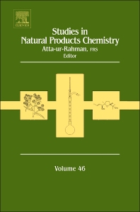 Studies in Natural Products Chemistry - 1st Edition - ISBN: 9780444634627, 9780444634696