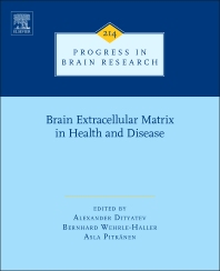 Cover image for Brain Extracellular Matrix in Health and Disease