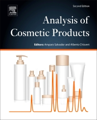 Cover image for Analysis of Cosmetic Products