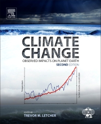 Climate Change - 2nd Edition - ISBN: 9780444635242, 9780444635358