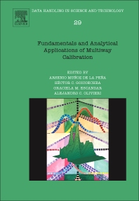 Cover image for Fundamentals and Analytical Applications of Multiway Calibration