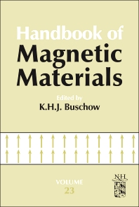 Handbook of Magnetic Materials - 1st Edition - ISBN: 9780444635280, 9780444635389
