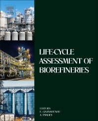 cover of Life-Cycle Assessment of Biorefineries - 1st Edition