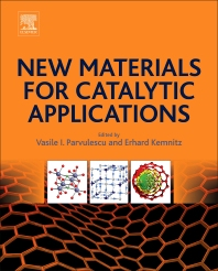 Cover image for New Materials for Catalytic Applications
