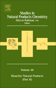 Studies in Natural Products Chemistry - 1st Edition - ISBN: 9780444636027, 9780444636102
