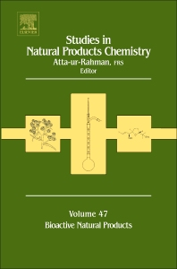 Studies in Natural Products Chemistry - 1st Edition - ISBN: 9780444636034, 9780444636119