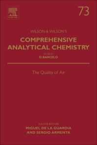 Cover image for The Quality of Air