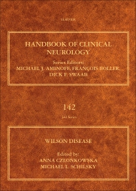Cover image for Wilson Disease