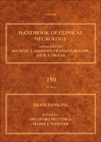 Cover image for Brain Banking