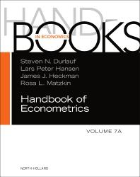 Handbook of Econometrics - 1st Edition - ISBN: 9780444636492, 9780444636546