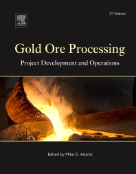 Cover image for Gold Ore Processing