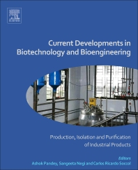 Current Developments in Biotechnology and Bioengineering - 1st Edition - ISBN: 9780444636621, 9780444636737