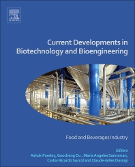 Current Developments in Biotechnology and Bioengineering - 1st Edition - ISBN: 9780444636669, 9780444636775