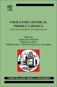 Cover image for Tools For Chemical Product Design