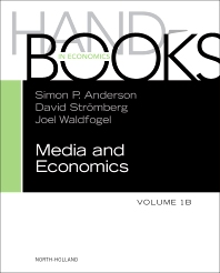 Cover image for Handbook of Media Economics, vol 1B