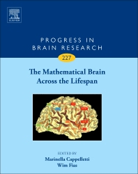 Cover image for The Mathematical Brain Across the Lifespan