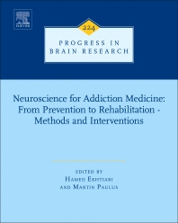 Cover image for Neuroscience for Addiction Medicine: From Prevention to Rehabilitation - Methods and Interventions