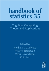 Cover image for Cognitive Computing: Theory and Applications