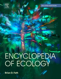 Cover image for Encyclopedia of Ecology
