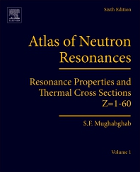 Cover image for Atlas of Neutron Resonances