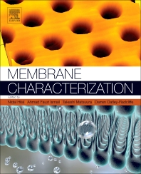 Cover image for Membrane Characterization