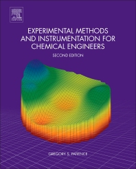 cover of Experimental Methods and Instrumentation for Chemical Engineers - 2nd Edition