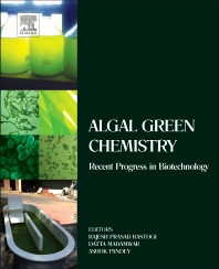 Cover image for Algal Green Chemistry