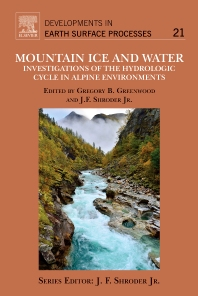 Cover image for Mountain Ice and Water