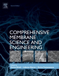 Book cover image for Comprehensive Membrane Science and Engineering (Second Edition)