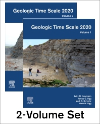 Cover image for Geologic Time Scale 2020