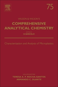 Cover image for Characterization and Analysis of Microplastics