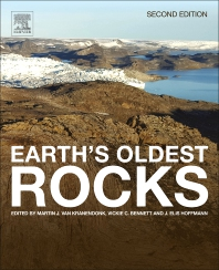 Cover image for Earth's Oldest Rocks