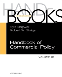 Cover image for Handbook of Commercial Policy