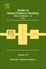 Studies in Natural Products Chemistry - 1st Edition - ISBN: 9780444639301, 9780444639363
