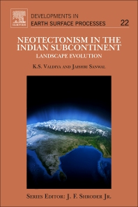 Book Series: Neotectonism in the Indian Subcontinent