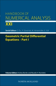 Cover image for Geometric Partial Differential Equations - Part I