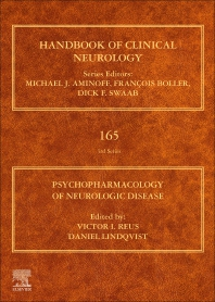 Cover image for Psychopharmacology of Neurologic Disease