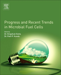 Cover image for Progress and Recent Trends in Microbial Fuel Cells