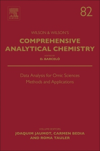 Cover image for Data Analysis for Omic Sciences: Methods and Applications