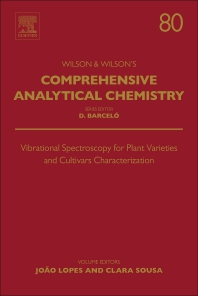 Cover image for Vibrational Spectroscopy for Plant Varieties and Cultivars Characterization