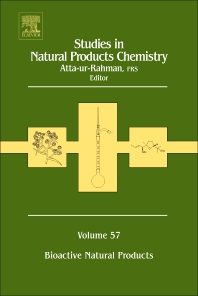 Studies in Natural Products Chemistry - 1st Edition - ISBN: 9780444640574, 9780444640604