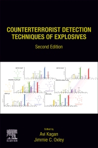Cover image for Counterterrorist Detection Techniques of Explosives