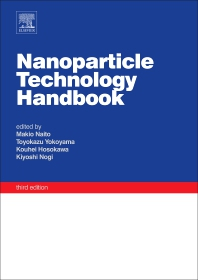 Cover image for Nanoparticle Technology Handbook