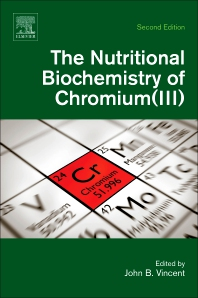 Cover image for The Nutritional Biochemistry of Chromium(III)