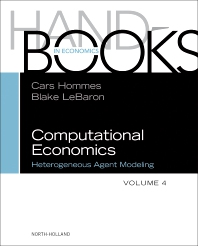 Cover image for Computational Economics: Heterogeneous Agent Modeling