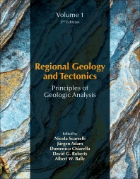 Cover image for Regional Geology and Tectonics: Principles of Geologic Analysis