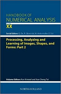 Cover image for Processing, Analyzing and Learning of Images, Shapes, and Forms: Part 2