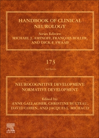 Cover image for Neurocognitive Development: Normative Development