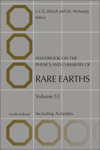 Handbook on the Physics and Chemistry of Rare Earths - 1st Edition - ISBN: 9780444641571, 9780444641588