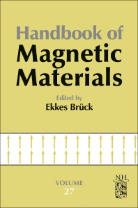 Handbook of Magnetic Materials - 1st Edition - ISBN: 9780444641618, 9780444641625